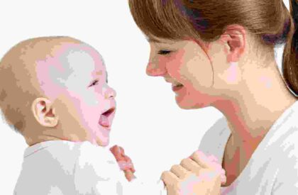 Developmental Stages for Baby